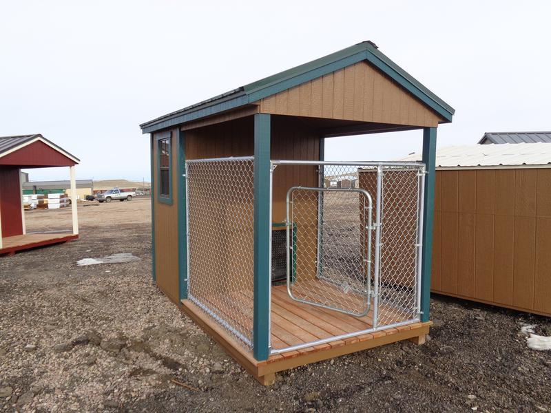 Craigslist Idaho Falls >> Animal Shelters - Montana Shed Center